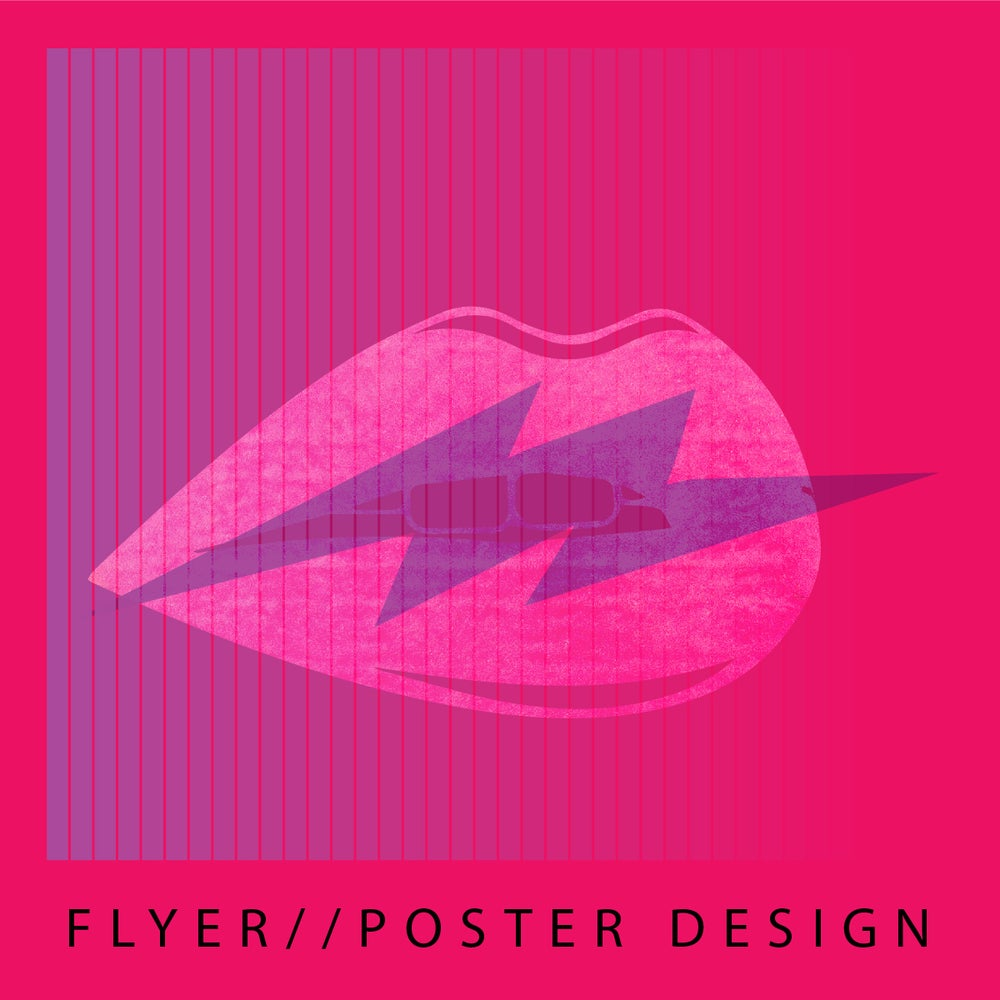 Image of FLYER//POSTER DESIGN