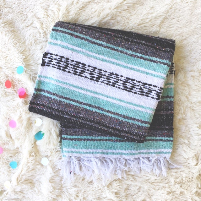 Image of KIS-MINT - Mexican Baja Blanket