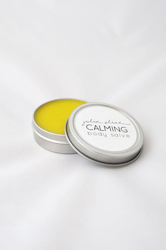 Image of calming body salve