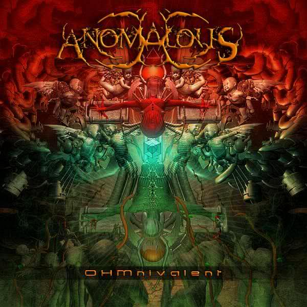 Image of ANOMALOUS - Ohmnivalent CD