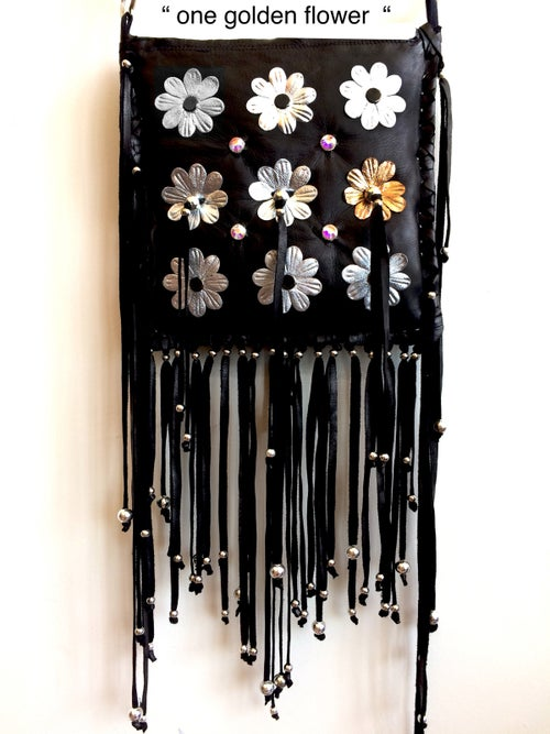 Image of Silver Flowers