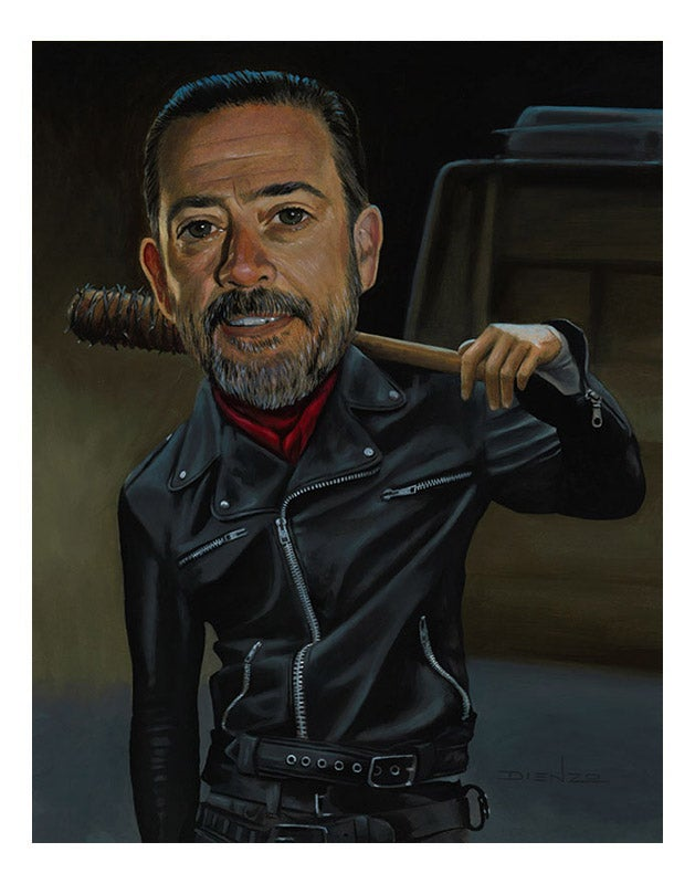Image of Hi, I'm Negan