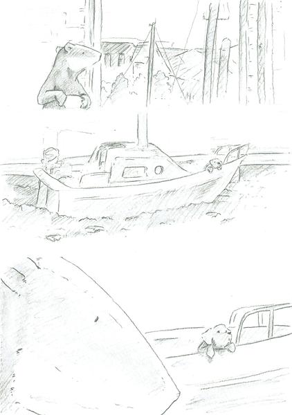 Image of Badger's Journey Originals