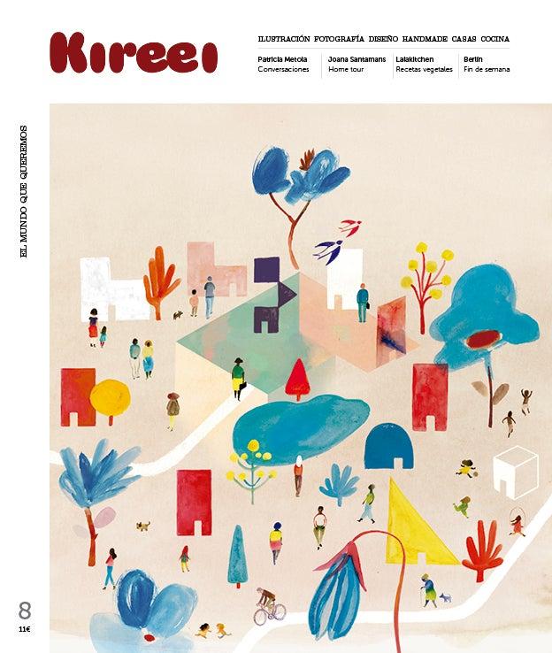 Image of Kireei magazine 8