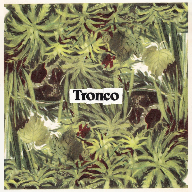 "Image of TRONCO 'Abducida Por Formar Una Pareja' (Green vinyl 10"" mini-LP)"