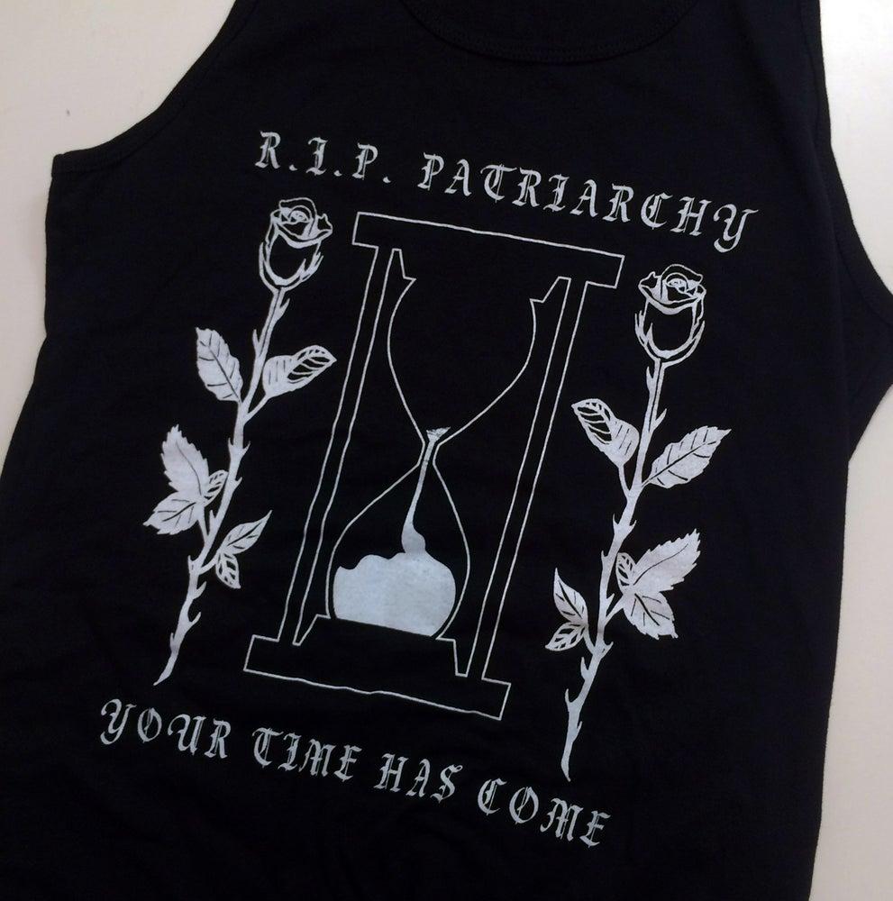 Image of R.I.P. Patriarchy Tank