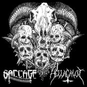 "Image of SACCAGE//HELLACAUST 7""EP"