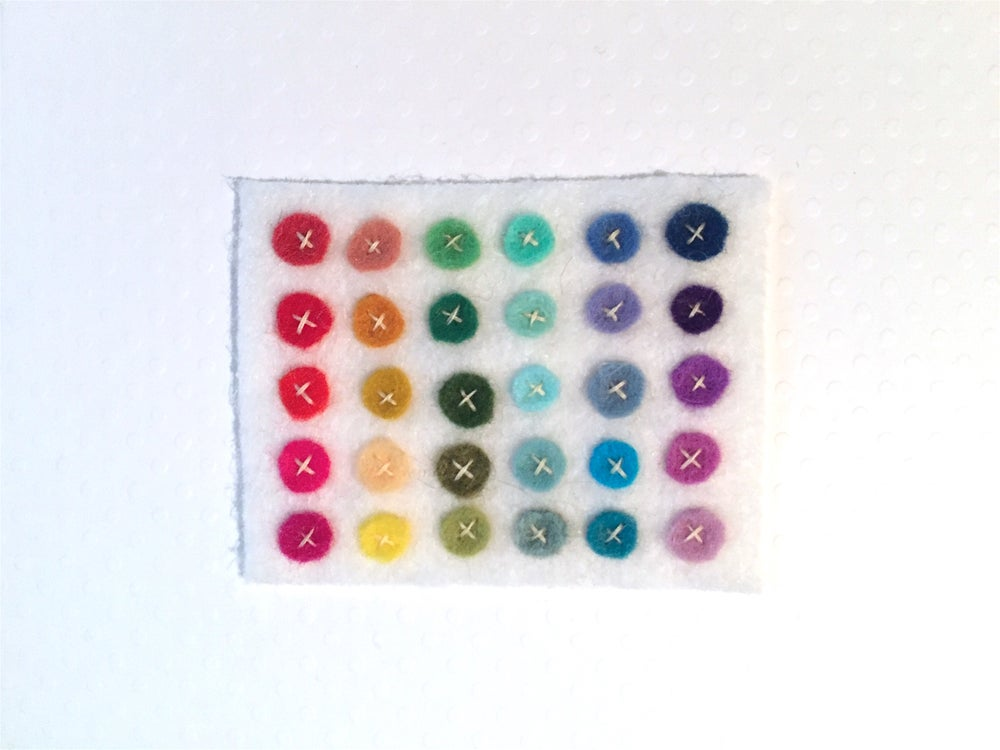Image of tiny dot grid no. 12