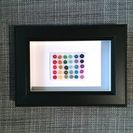 Image of tiny dot grid no. 12