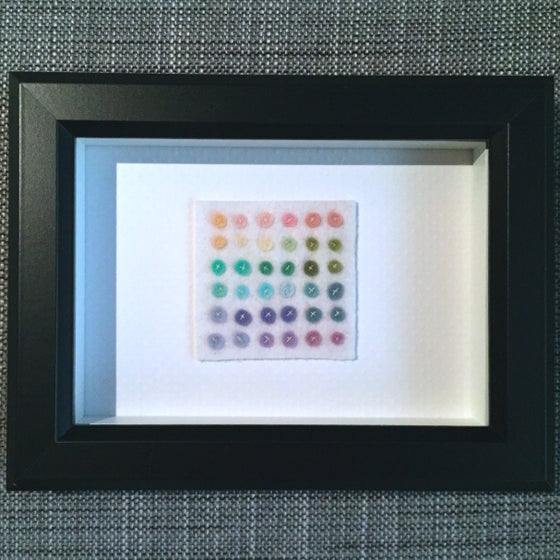 Image of tiny dot grid no. 16