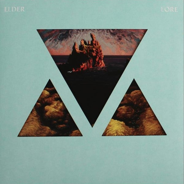 "Image of ELDER ""Lore"" 2LP"