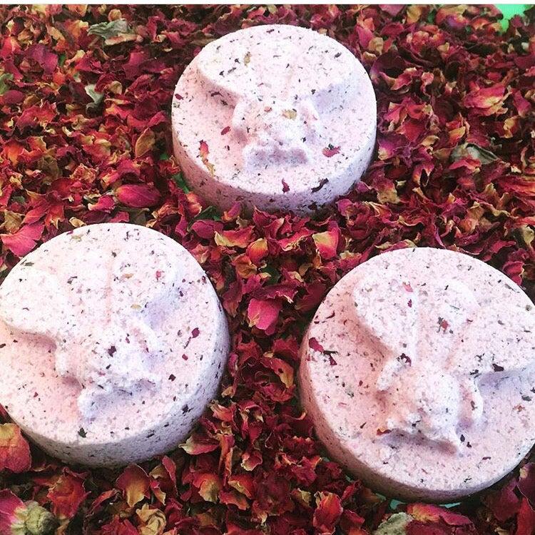 Image of Pink Widow Bath Bomb