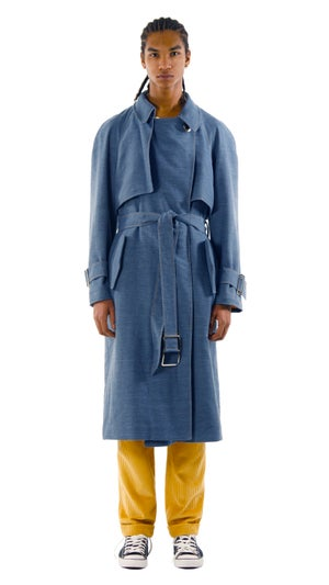 Image of Jeans Trench