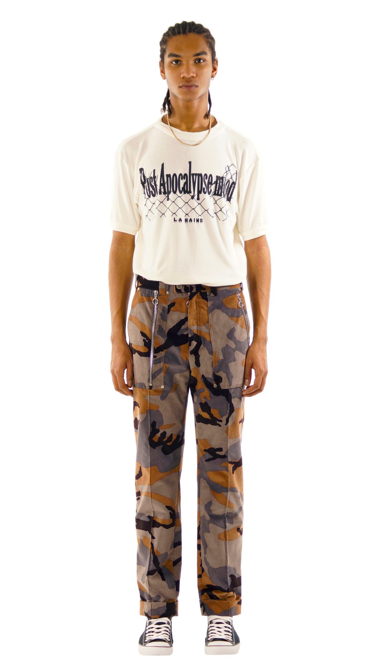 """Image of T-shirt """"Post Apocalypse Mood"""""""