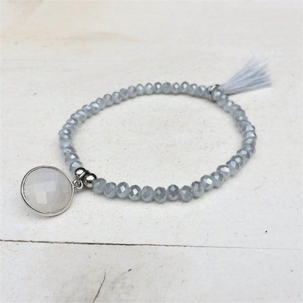 Image of Armband Ibiza Blue Moon