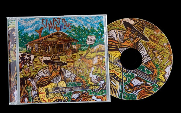 Image of King of the Barnyard CD