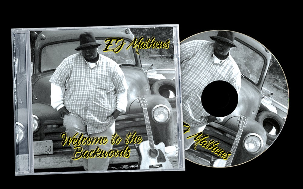 Image of Welcome to the Backwoods CD
