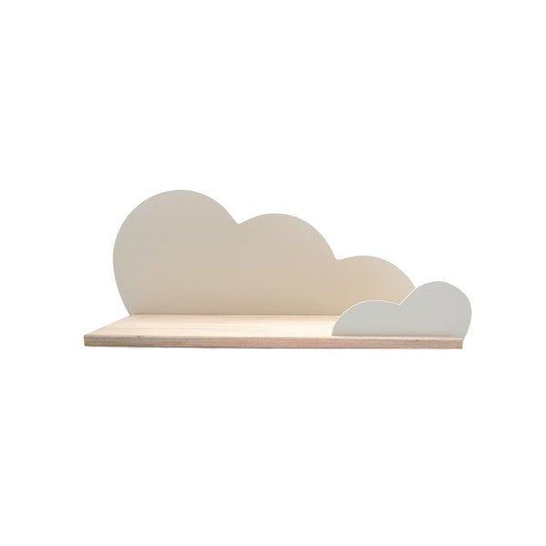 """Image of Estantería nube """"cloudy"""" crema (-20%)"""
