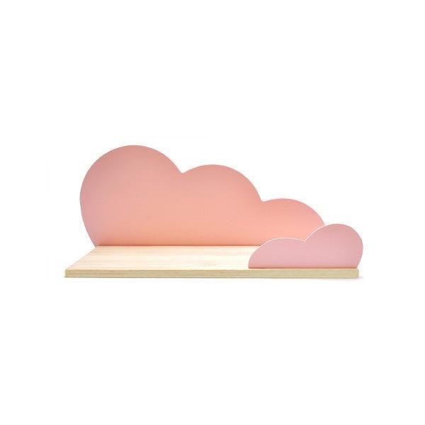 Image of Estantería nube rosa