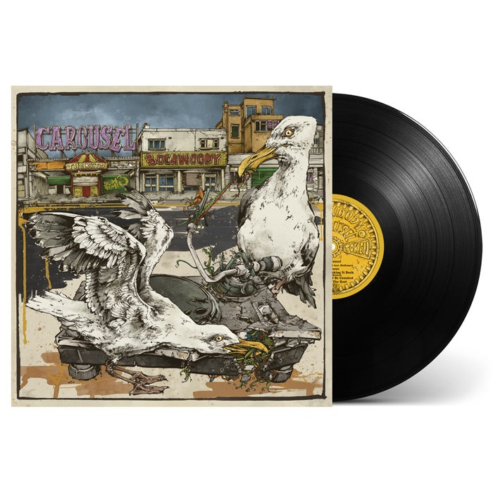 Image of Carousel LP (BLACK VINYL) includes download