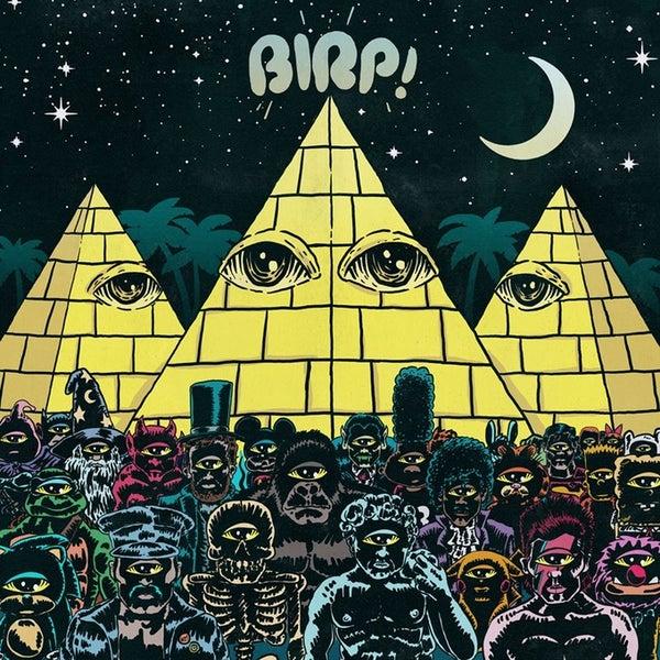 Image of BIRP! Vol. 1 Compilation Vinyl