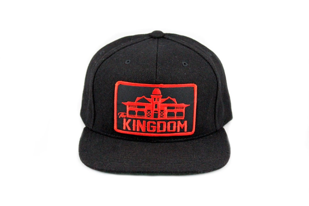 Image of Tonga - The kingdom snapback hat.