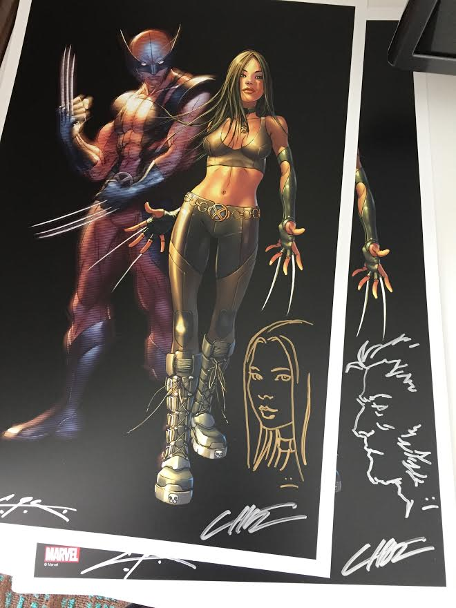 Image of X-23: Target X (Remarked Edition)