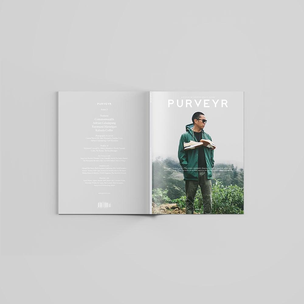 Image of PURVEYR Magazine Issue 3: Collaboration
