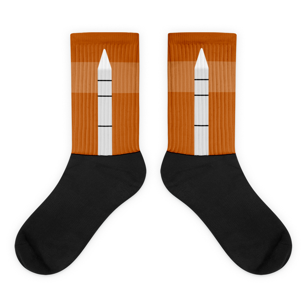 Image of Space Shuttle-Derived Socks