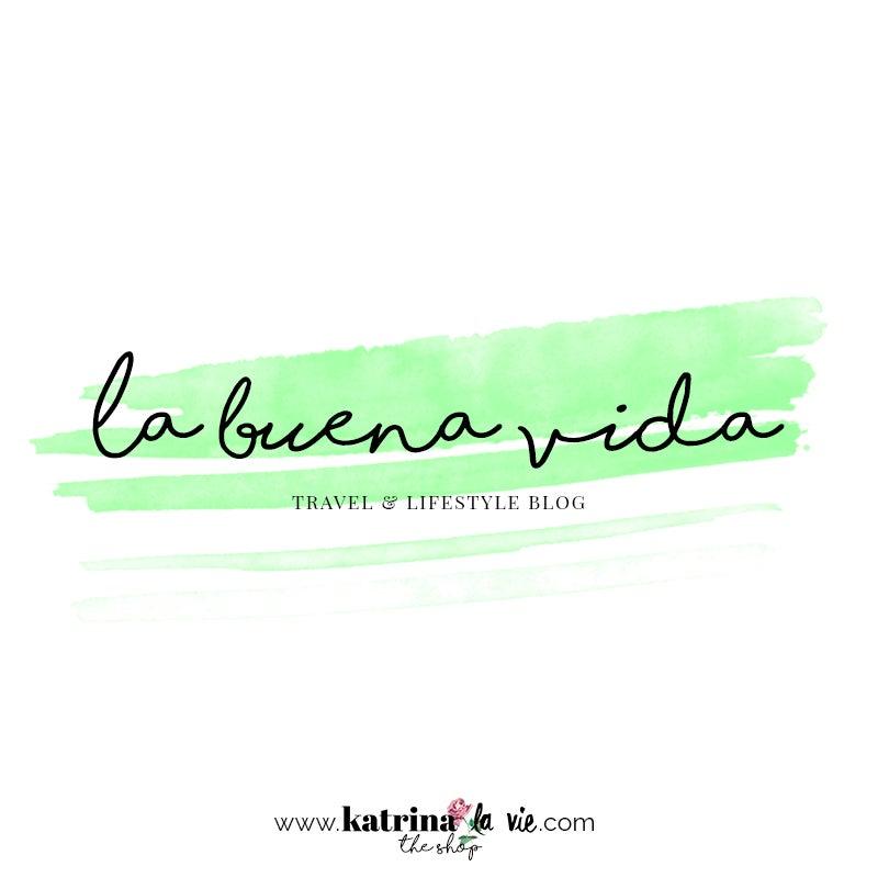 Image of La Buena Vida Premade Logo