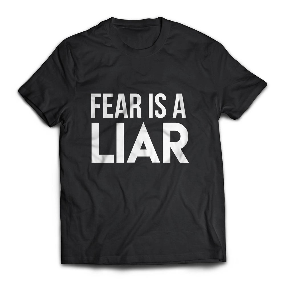Image of Fear is a Liar