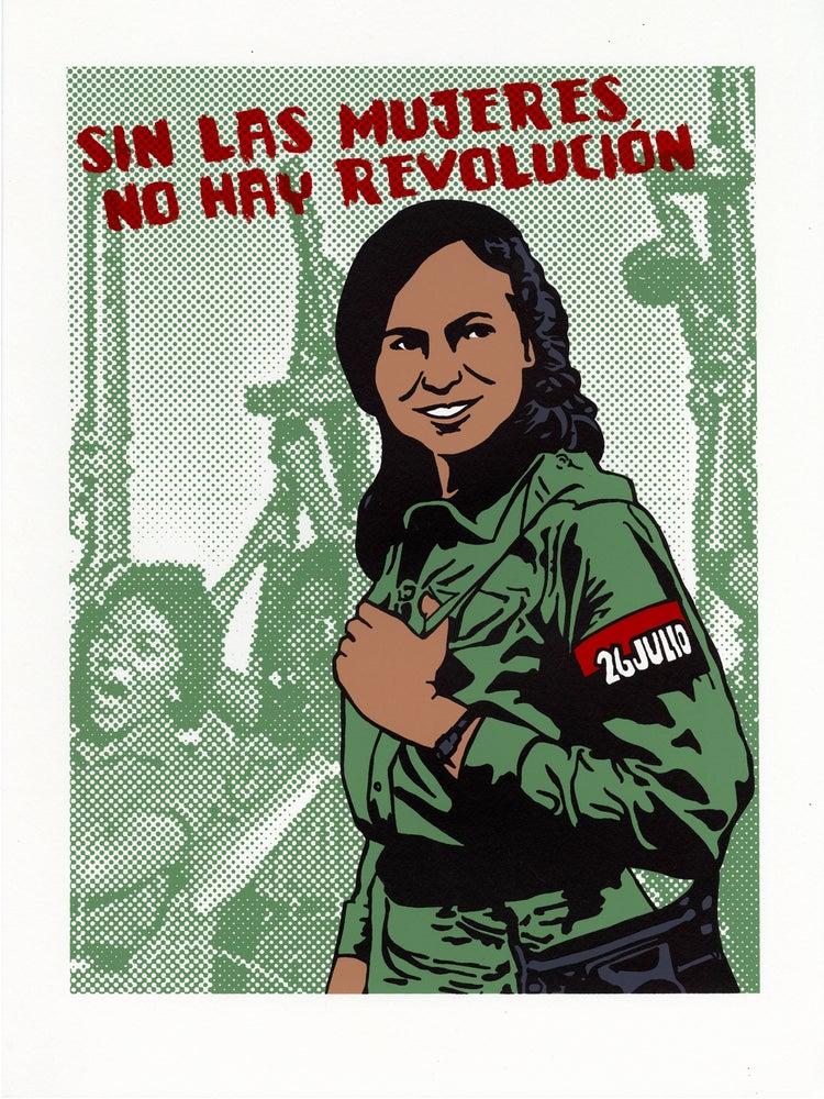 Image of Sin Las Mujeres No Hay Revolución (2017)