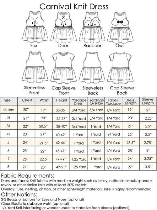 Image of Carnival Knit Dress