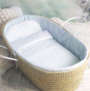 Image of Colchita Custom para moises o minicuna