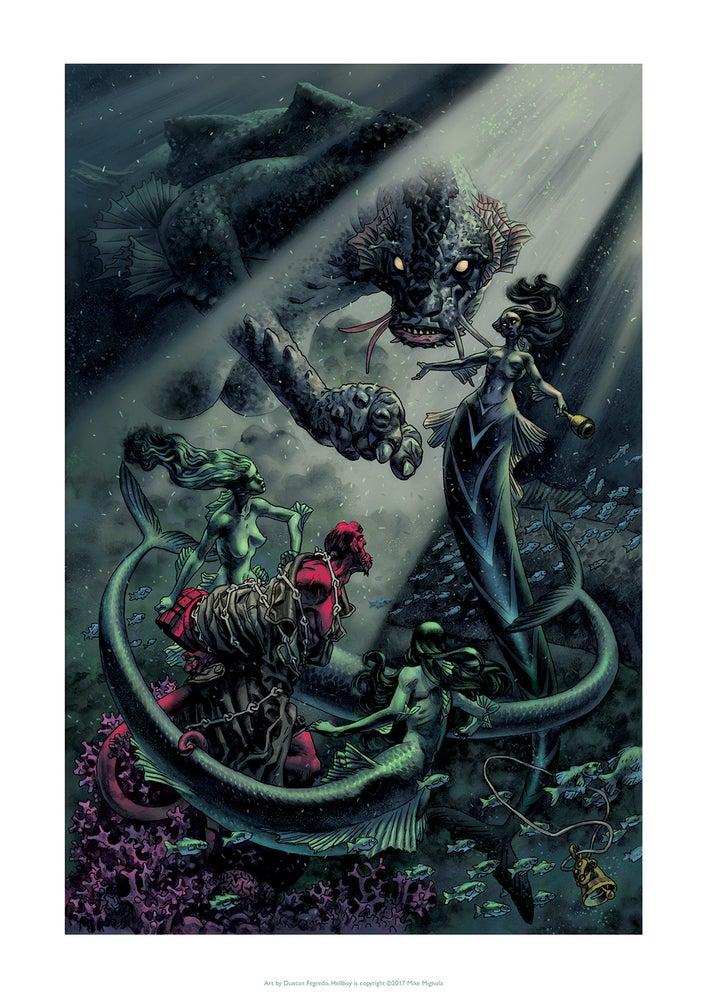 Image of Hellboy: The Third Wish