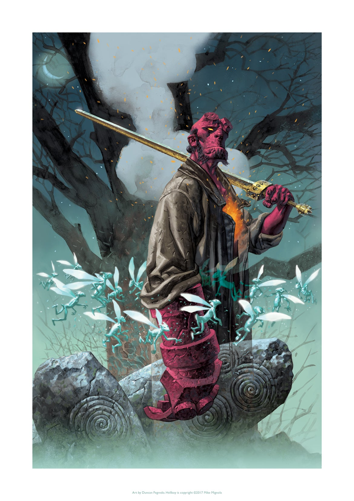duncan fegredo  u2014 hellboy  passing 2