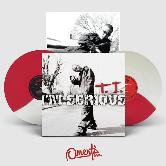 Image of T.I I'm Serious [2xLP] OMINC005