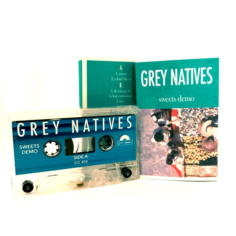 Image of Grey Natives  - Sweets Demo 2017