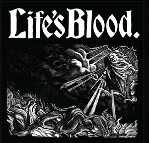 """Image of LIFE'S BLOOD """"HARDCORE A.D. 1988"""" CD"""