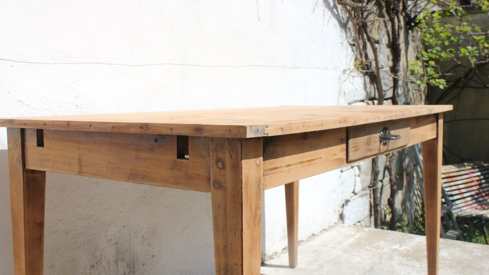 Image of Table de ferme 140