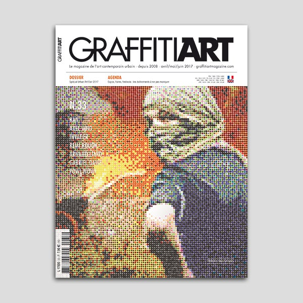 Image of Graffiti Art Magazine #33