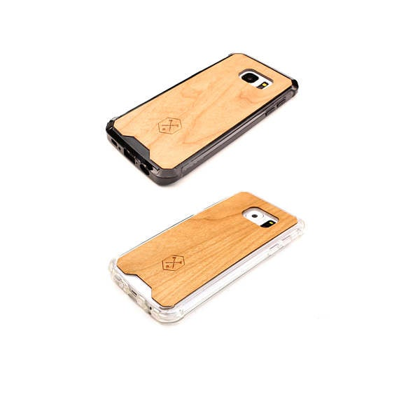 Image of TIMBER Samsung Galaxy S7 Edge Wood Case