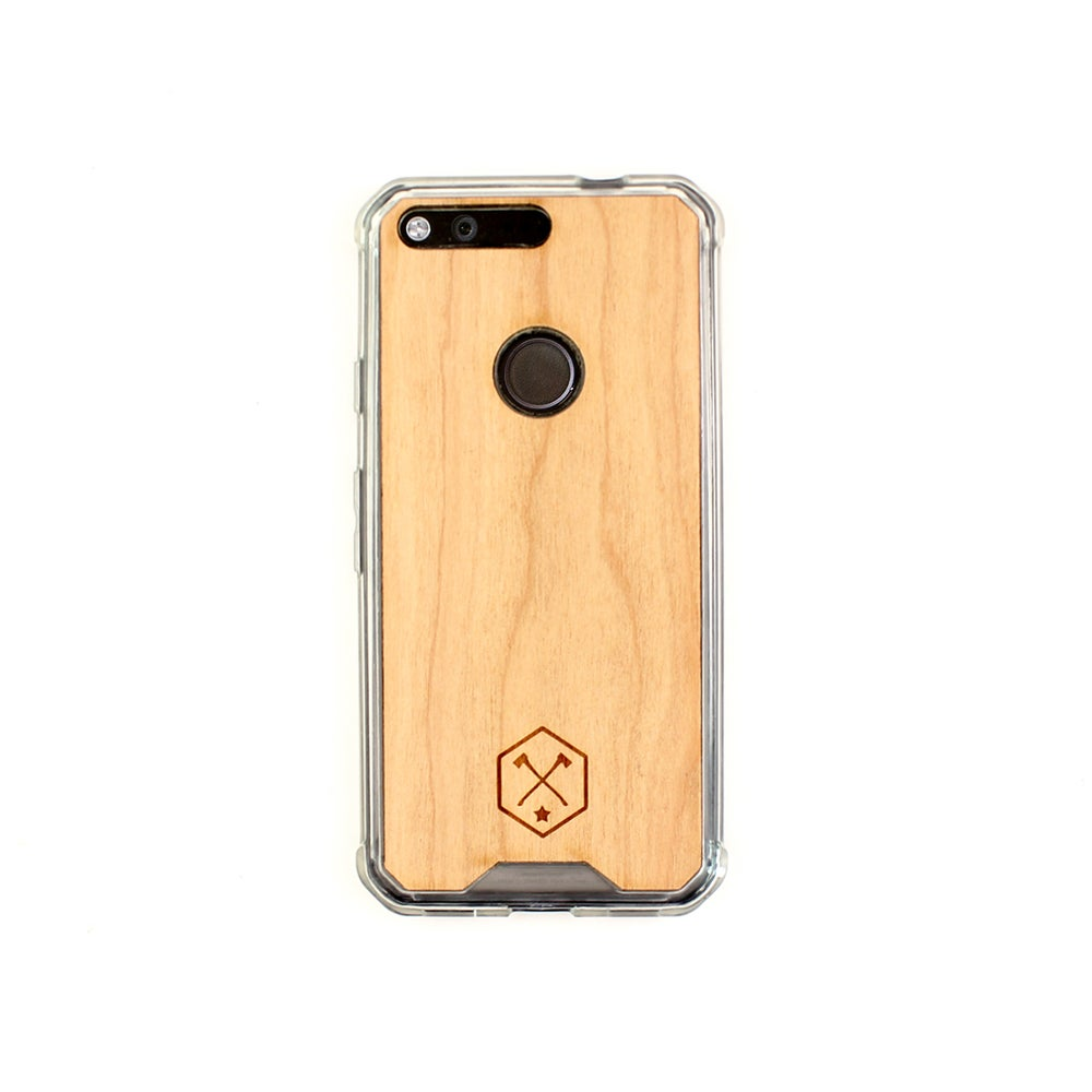 Image of TIMBER Google Pixel XL Wood Case