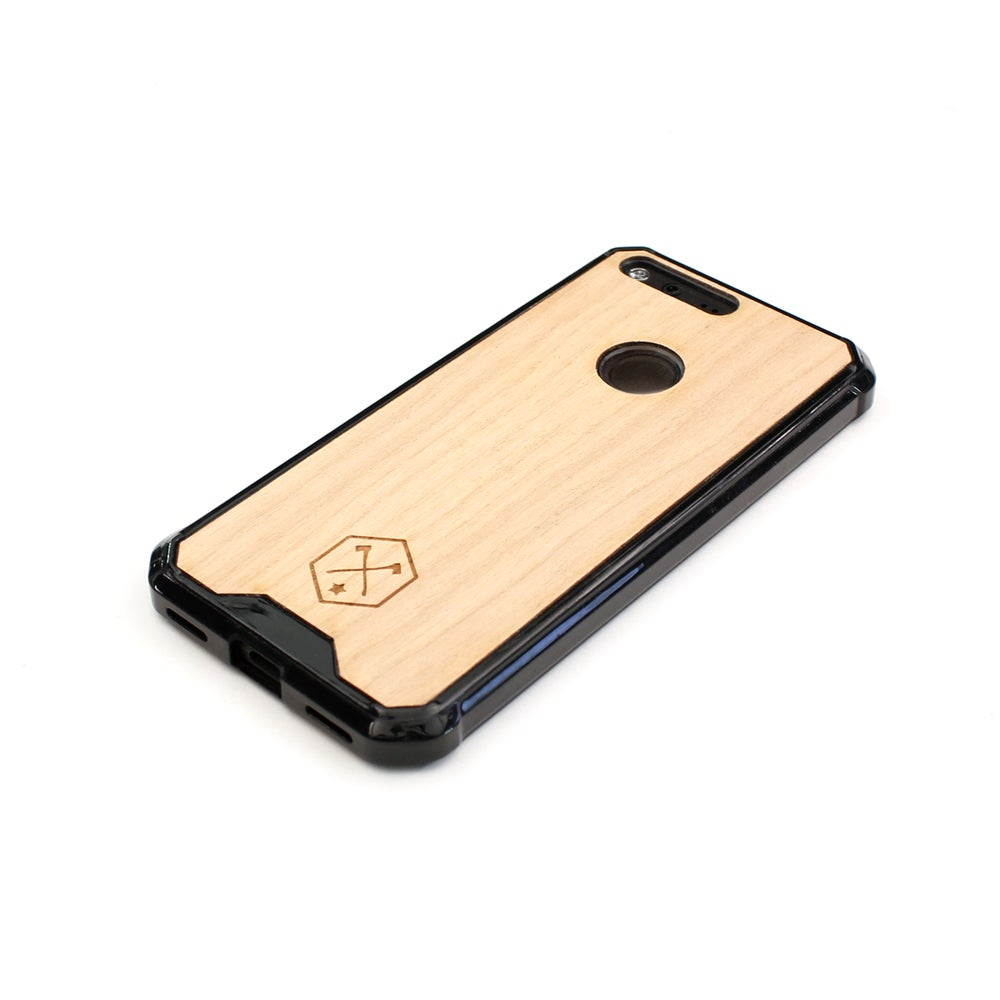 Image of TIMBER Google Pixel XL Wood Case