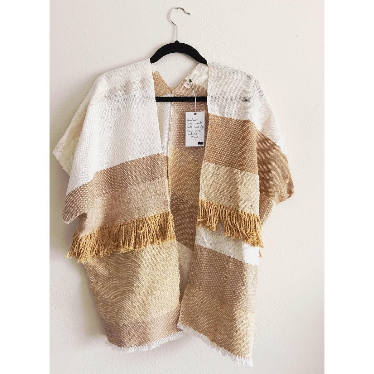 Image of Osage Fringe Jacket