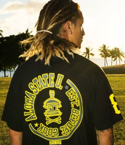 Image of Aloha State U (Black/Yellow)