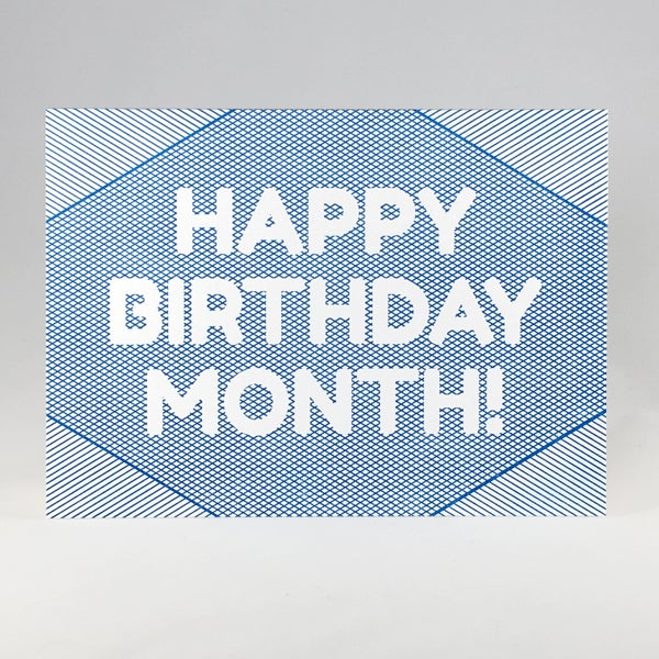 Image of HAPPY BIRTHDAY MONTH!
