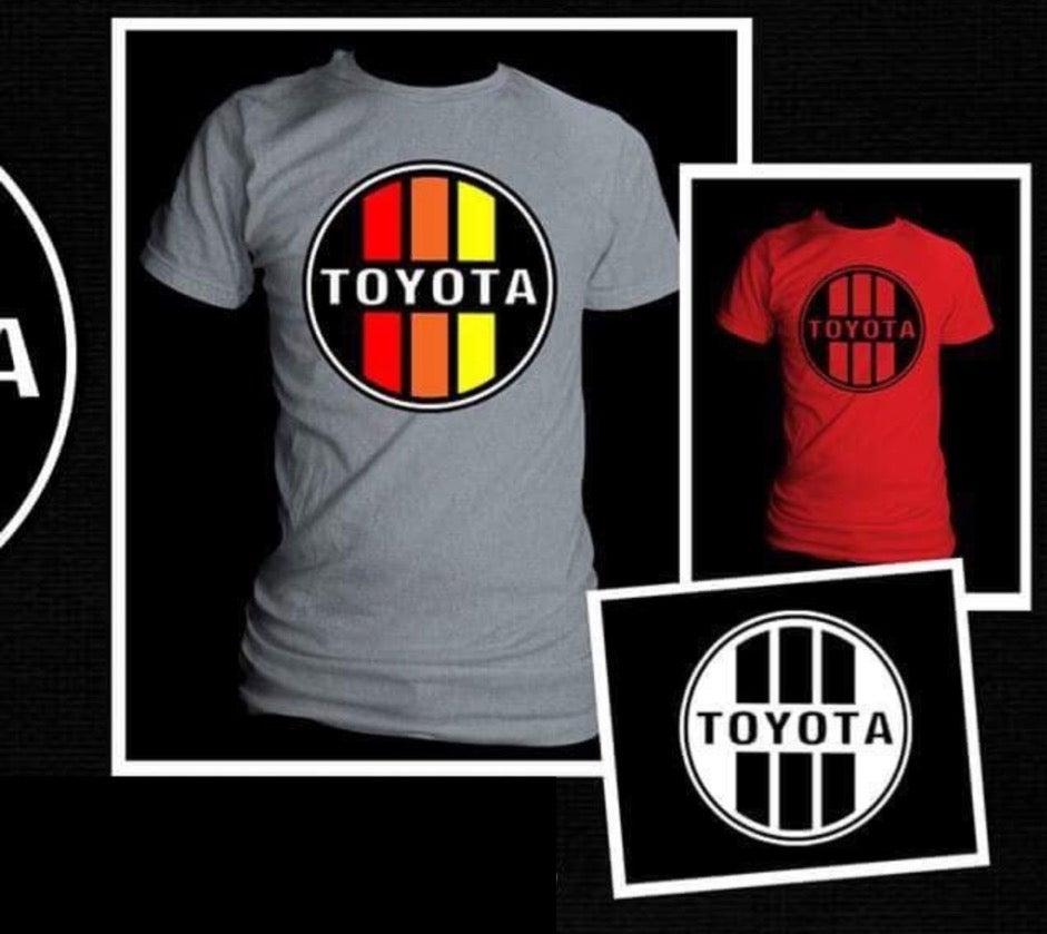 Auto Nation Toyota 2 >> Toyota Tshirt / Old School Toyota Nation