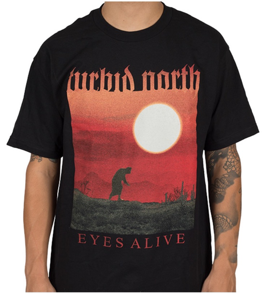 Image of Eyes Alive album shirt