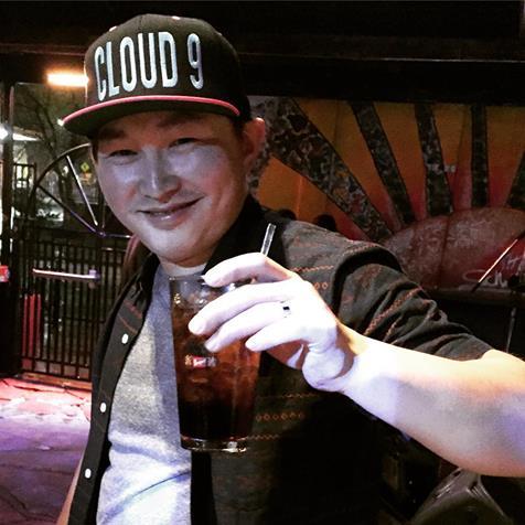 "Image of B. Squid ""Cloud 9"" Hat"